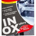 Microfiber cloth for cleaning Inox Ultra