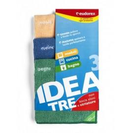 Комплект кърпи за почистване Idea 3
