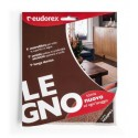 Microfiber cloth for cleaning wood paneling Legno