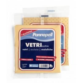 Микро перфориран микрофибър за почистване на прозорци Extra Vetri