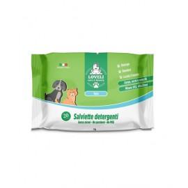 Мокри кърпички за кучета и котки 20 бр.