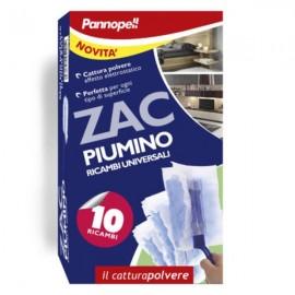 Еднократни кърпички за събиране на прах Zac 10 бр.
