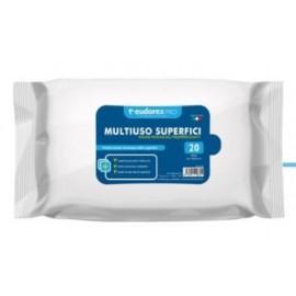 Мокри кърпички за почистване на повърхности 20 бр.