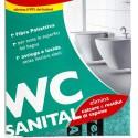 Микрофибърна кърпа за почистване на баня Sanital