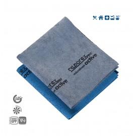 Микрофибърна кърпа за почистване на инокс Micro Inox Active
