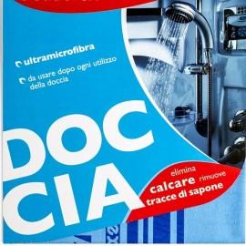 Микрофибърна кърпа за почистване на душ кабина Doccia