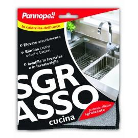 Микрофибърна кърпа за почистване на мазнини Sgrasso